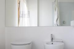 bagno monocromatico
