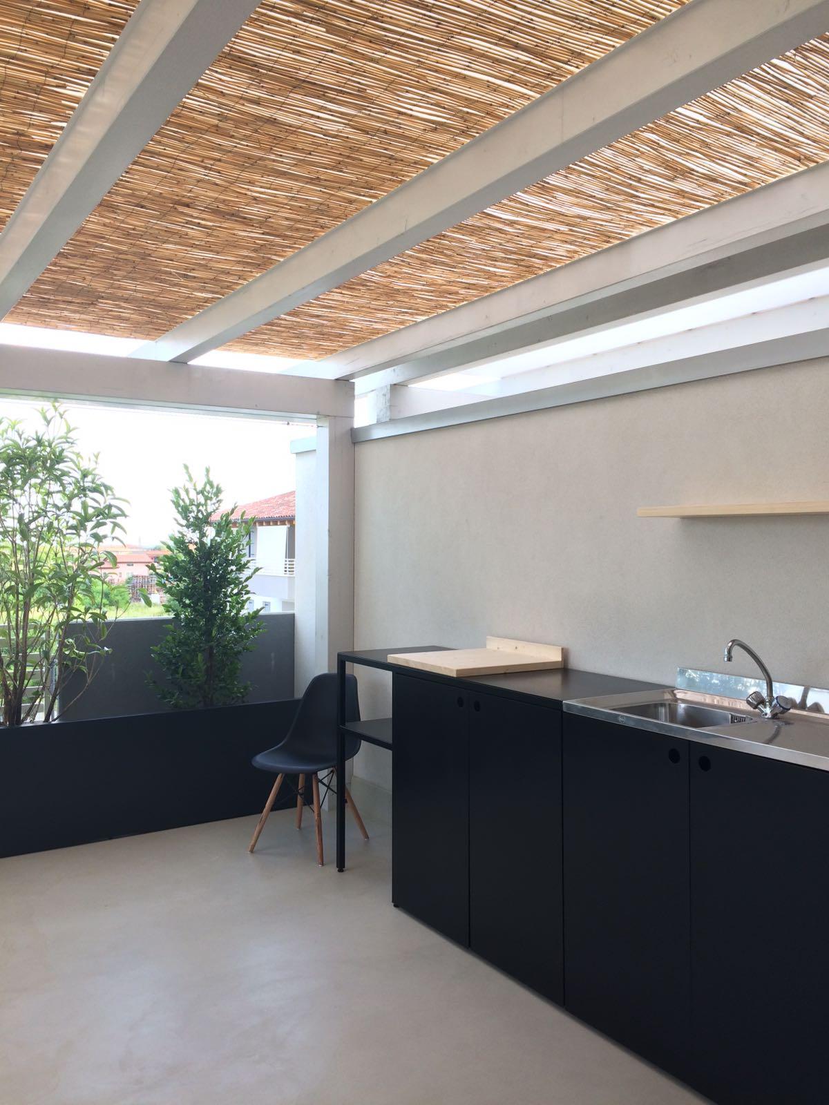 Terrazzo esterno con cucina Archivi - Neo Resine - Pavimenti e ...