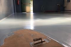 Dettaglio lavorazione industriale