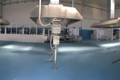 Panoramica pavimento industriale
